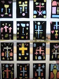 stain glass window art