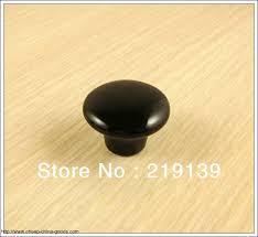 black ceramic bedroom furniture kitchen cabinet pulls drawer porcelain knob handles bedroom furniture pulls