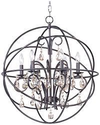 surprising bronze orb chandelier modern bronze chandelier white background light hinging luxury fixture
