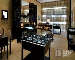 je230 high end portable used gl jewelry display cases for trade shows