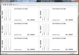Avery Printable Ticket Shared By Simeon Scalsys