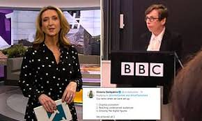 The early life of queen victoria, from her ascension to the throne at the tender age of eighteen to her courtship and marriage to prince albert. Victoria Derbyshire Asks Bbc News Bosses If They Lied To Her Daily Mail Online