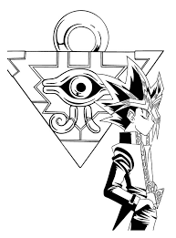 Small Picture The Millenium Puzzle Yu Gi Oh Coloring Page NetArt