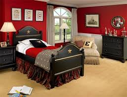 bedroom ideas decorating khabarsnet: awesome red tan and black bedroom ideas  for your small home decor inspiration with red