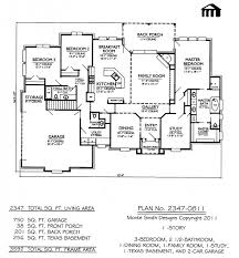 3 bedroom house plans with garage and basement. 3 bedroom 2 bathroom house plans with garage and basement