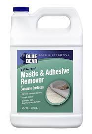 com bean e doo mastic remover 1 gallon by franmar chemical pet supplies
