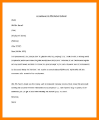 letter to accept job collection of solutions 10 accepting offer letter email on job offer