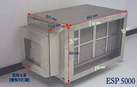 Image result for Electrostatic Precipitator Filter