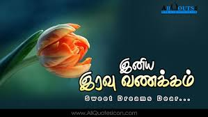 75 Good Night Sweet Dreams Quotes In Tamil Good Quotes