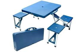 fold up picnic table tesco folding camping and chairs india direct