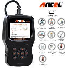 battery test obd2 code reader scanner