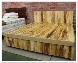 building a king size bed frame bed frame katalog 17c40d951cfc
