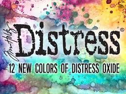 Distress Ink Color Chart 2017 12 New Colors Of Distress Oxide
