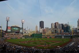 Pirates Baseball Stadium Seating Chart Pnc Park Pittsburgh Pirates Ballpark Ballparks Of Baseball