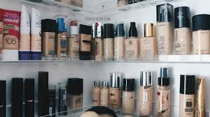 work e makeup room tour 2017
