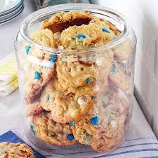 loaded up pretzel cookies