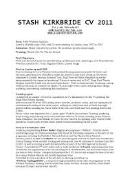 Personal Attributes Examples For Resume Examples Of Resumes
