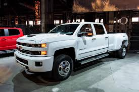 All Chevy chevy 2500hd diesel mpg : 2017 Silverado HD Gets New Diesel Engine, New Colors And More | GM ...