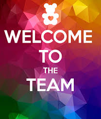 Image result for welcome to the team