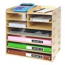 Letter Tray Decorative Amazon Menu Life Decorative Wooden File Cabinet Document 89