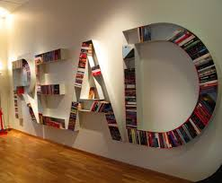 Read Bookshelf - Interior Design