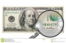 Resultado de imagem para dolar, como saber se é falso?
