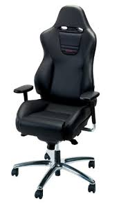 recaro office chair. recaro sport office chair suede with seatbelt guides beige bolsters black