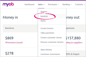 images of invoices viewing invoices myob essentials accounting myob help centre