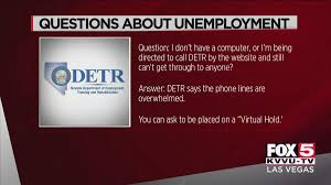 Nevada unemployment benefits are loaded onto debit cards issued by bank of america. Q A Your Nevada Unemployment Questions Answered Resources News Fox5vegas Com