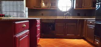 Kitchen Cabinets Denver Best NHance We Offer The Best Denver Maple Cabinet Refinishing