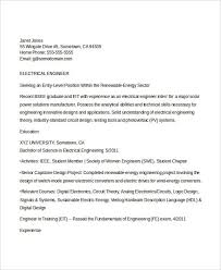 Electrical Engineer Cover Letter Ece Cover Letter Cover