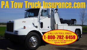 pennsylvania tow truck insurance quotes from pa tow truck insurance com