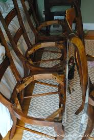 chair this old house you lovely reupholstering dining room chairs with tutorial how to recover dining room chairs the chronicles of