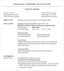 Sample Resume For College Internship Best Of Resume For Internships Samples It Intern College Internship Examples