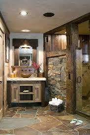 Rustic Bathroom Design Interesting Design Ideas