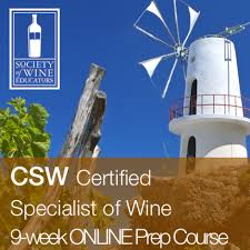 certified specialist of wine csw course napa valley wine academy