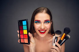 make up artist makes any woman beautiful and attractive