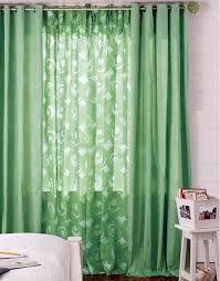 airy green curtains 50 modern curtains ideas practical design window