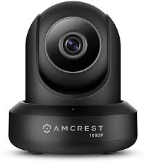 Amcrest ProHD 1080P WiFi Camera 2MP (1920TVL) Indoor Pan/Tilt Security Wireless IP Best Wifi Video Monitoring |