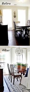 dining room makeover ideas. Before And After Dining Room: Lovely Room So Much Personality. Makeover Ideas
