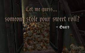 Skyrim Guard Quotes Magnificent Skyrim Quotes