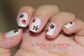 Nail Arts Flowers | Nail Art Designs