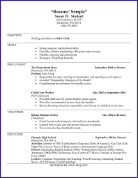 Self Employed Resume 11 On SELF EMPLOYED ON RESUME