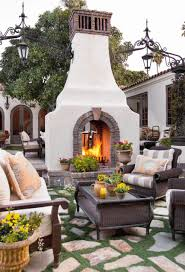 furniture patio deck grills fireplaces 20 outdoor fireplace ideas midwest living
