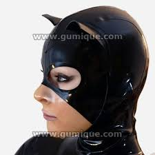 Image result for latex hood