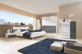 Dreams4home Schlafzimmerkombination Kyra Schrank Bett 2 X