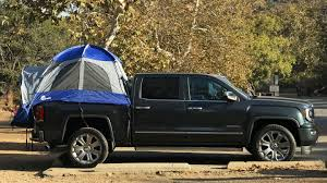 2018 GMC Sierra 1500 Denali Camping Truck Review: The Cure for the ...