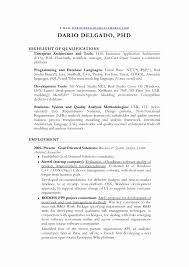 Business Analyst Resume Business Analyst Resume Samples Fresh It Business Analyst Resume 71