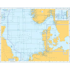 Sea Charts Scotland Admiralty Charts North Sea Skagerrak And Kattegat D 45