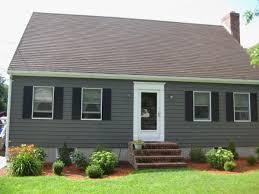 brown exterior paint color schemesExterior House Color Schemes